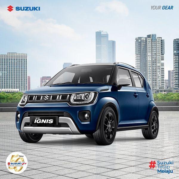 Suzuki tetap Melaju New Ignis tumbnail google