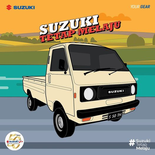 Suzuki Carry truntung tumbnail google