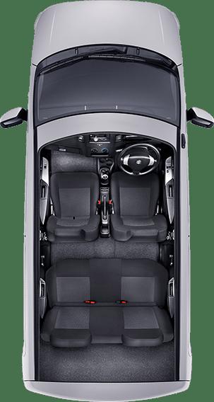 Karimun Wagon R GS Interior Seater