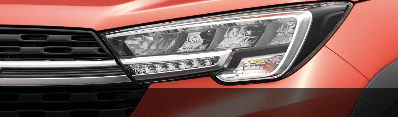 BOLD LED HEADLAMP WITH DRL (AUTO ON)