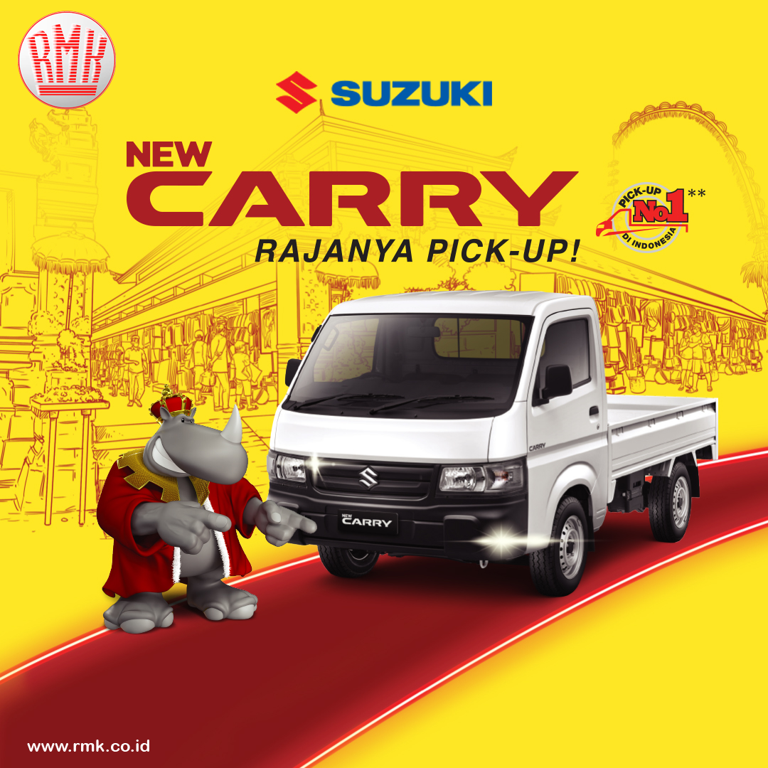 New Carry Pick Up Suzuki RMK thumbnail google