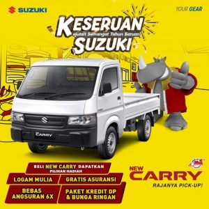 keseruan suzuki new carry pick up RMK thumbnail google