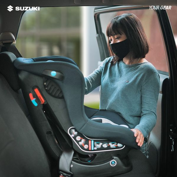 Isofix all new ertiga
