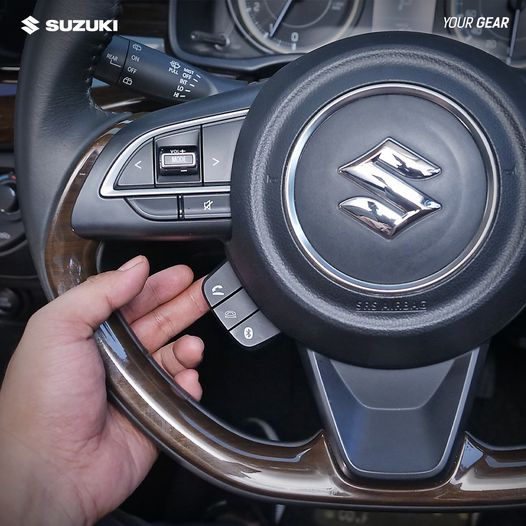 Steering Switch Audio Control All New Ertiga Suzuki RMK