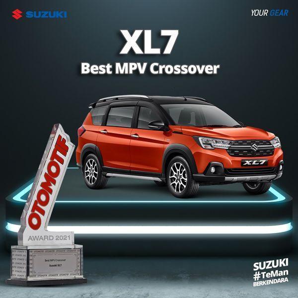 Suzuki Best Otomotif 2021 RMK