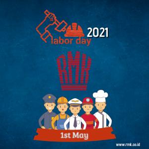 Selamat Hari Buruh 2021 suzuki RMK