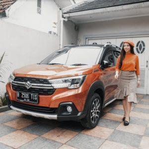Alarm Mobil XL7 Suzuki RMK