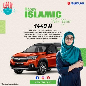 Tahun Baru Islam RMK Suzuki